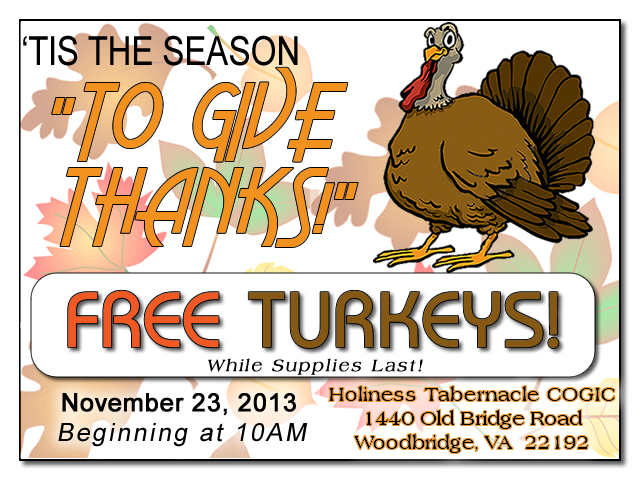 free turkey giveaways in cleveland oh this year